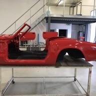 Bâtiment de la carrosserie